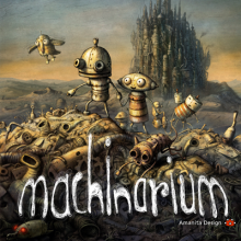 Floex - Machinarium Soundtrack LP/DL