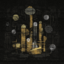 Floex - Machinarium Remixed LP/DL