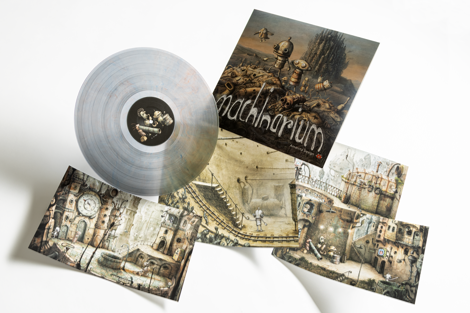 Floex - Machinarium OST LP/DL