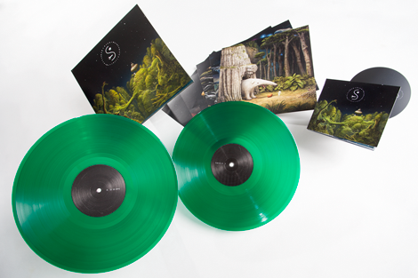 Floex - Samorost 3 OST 2LP/CD/DL