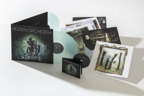 Hidden Orchestra - Creaks OST 2LP/CD/DL